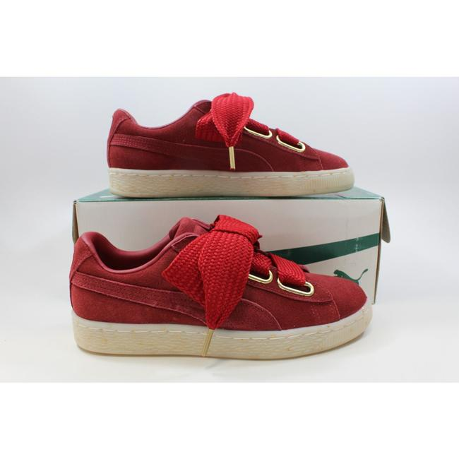 Item - Red Dahlia Suede Heart Celebrate 365561 02 Sneakers Size US 5.5 Regular (M, B)