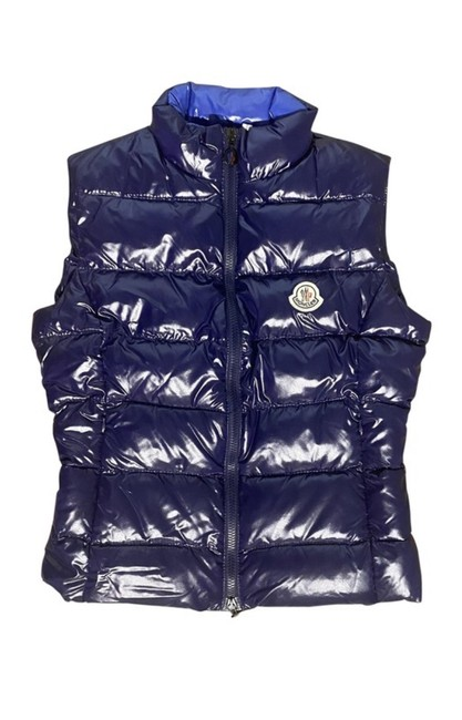 Item - Blue 11220 Nwot Lacquer Ghany Down 1 Vest Size 4 (S)