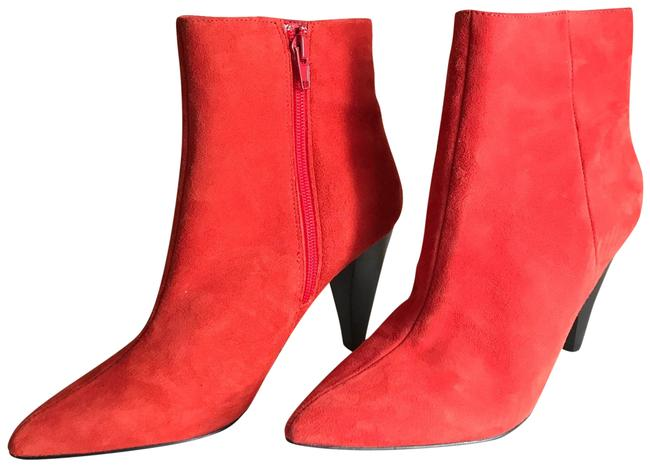 Item - Red Lulu's Henry Boots/Booties Size US 7 Regular (M, B)