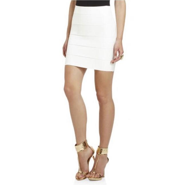 Item - White Simone Skirt Size 4 (S, 27)