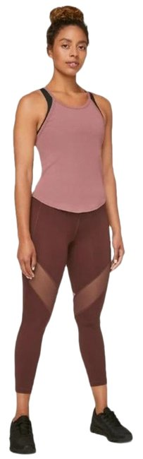 Item - Maroon Barry's Stronger As One Tight Activewear Bottoms Size 4 (S, 27)