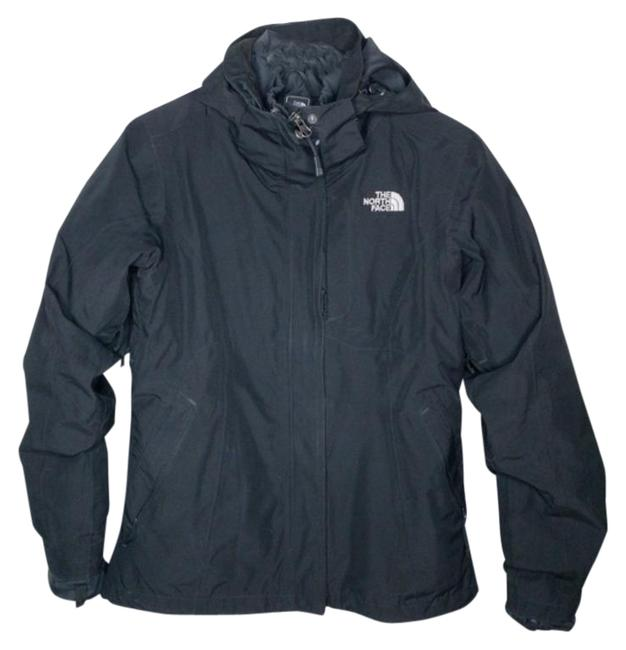 Item - Black Triclimate Jacket 3 In 1 Coat Size 4 (S)