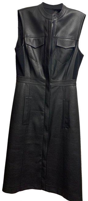Item - Black Allexandria Mid-length Night Out Dress Size 0 (XS)