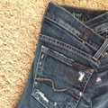 7 For All Mankind Ultra Destroyed Wash Distressed The Boot Cut Jeans Size 24 (0, XS) 7 For All Mankind Ultra Destroyed Wash Distressed The Boot Cut Jeans Size 24 (0, XS) Image 4