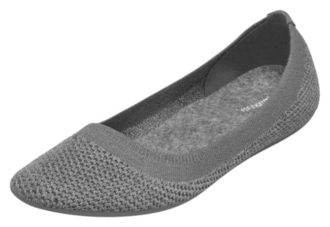 Item - Fog Grey Tree Breezers In Flats Size US 7.5 Regular (M, B)