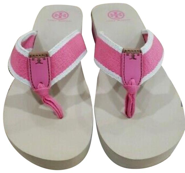 Item - Coral Rubber Wedge Sandals Size US 11 Regular (M, B)