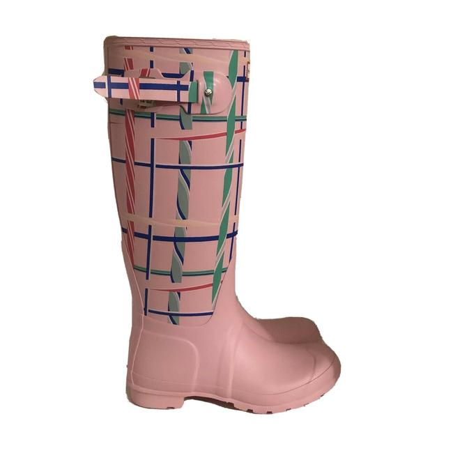 Item - Pink Boots/Booties Size US 7 Regular (M, B)