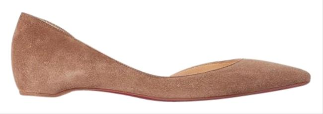 Item - Iriza Suede Leather Flats Size EU 37 (Approx. US 7) Regular (M, B)