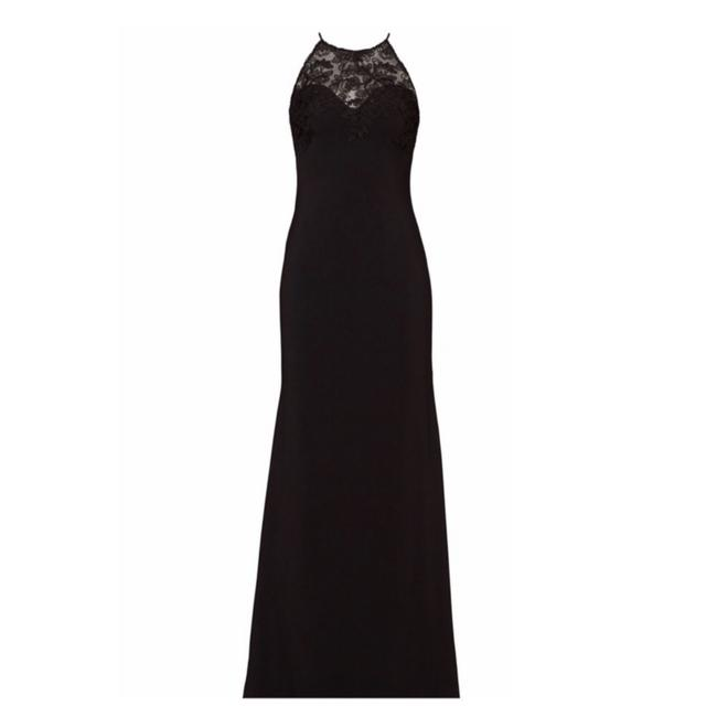 Item - Black • Lace Tyler Gown Long Night Out Dress Size 8 (M)