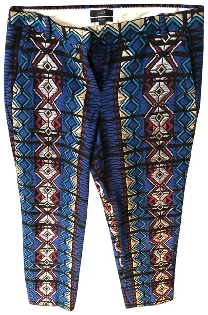 Item - Multi-color Maddie Trouser Pants Size 4 (S, 27)