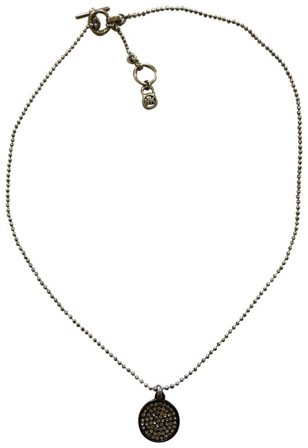 Item - Silver Mk Necklace