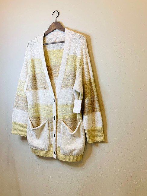Free People Grains Combo XS Southport Oversize Cardigan/Sz:xs/Nwt Cardigan Size 2 (XS) Free People Grains Combo XS Southport Oversize Cardigan/Sz:xs/Nwt Cardigan Size 2 (XS) Image 11
