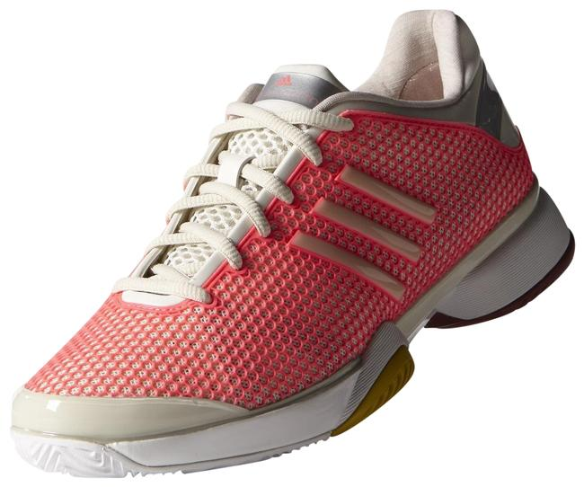 Item - Flash-red-whitepop-purple Performance Barricade Boost Tennis Sneakers Size US 6.5 Regular (M, B)