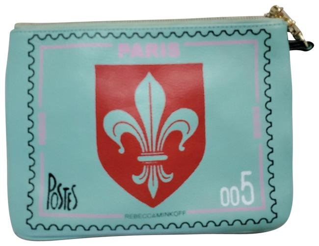 Item - Light Turquoise Wristlet Wallet
