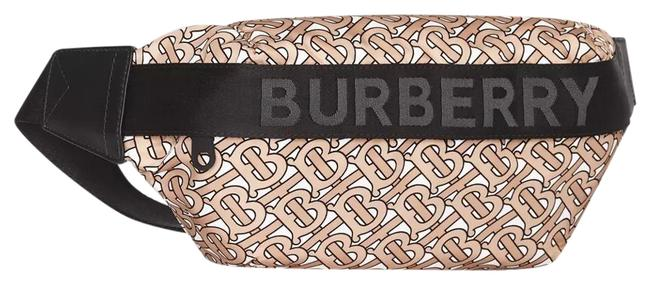 Item - Belt Bum Monogram Fanny Pack Brown Messenger Bag