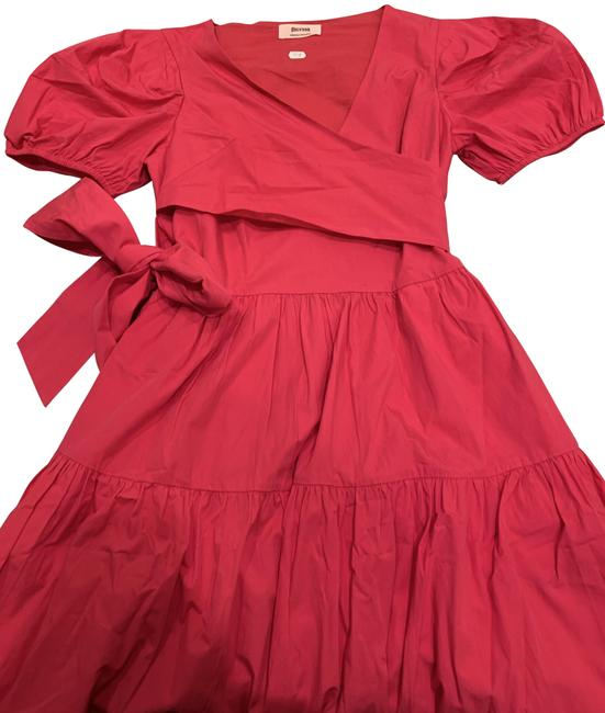Item - Hot Pink/Raspberry Palermo Long Casual Maxi Dress Size 8 (M)