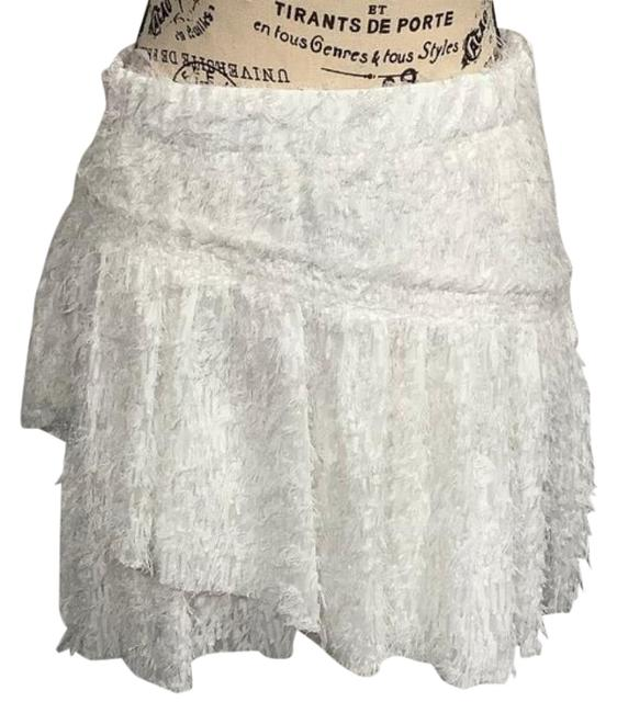 Item - White Casual Skirt Size 6 (S, 28)