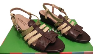 Anyi Lu Multicolor Sandals