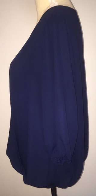 Vince Camuto Top Navy Blue
