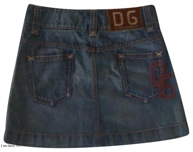 Item - Denim Dolce and Gabbana Skirt Size 10 (M, 31)