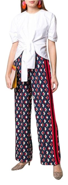 Item - Red Benny Pants Size 2 (XS, 26)