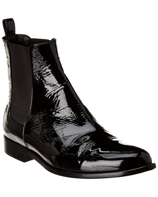 Item - Black Occiol Patent Chelsea I07ac024-001 Boots/Booties Boots/Booties Size US 9 Regular (M, B)
