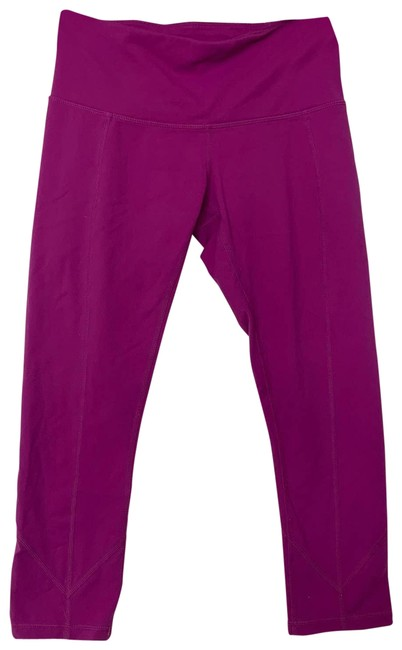 Item - XS Pink Cropped Activewear Bottoms Size 2 (XS, 26)