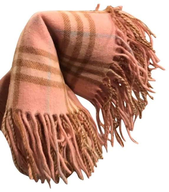 Item - Pink Cashmere Scarf/Wrap