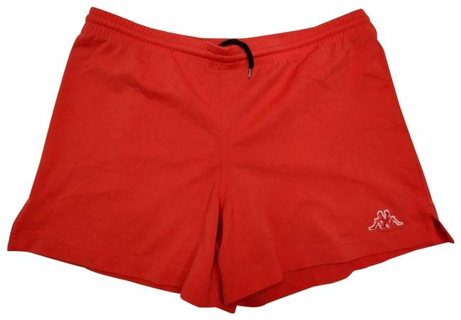 Item - Red Athletic Mesh Activewear Bottoms Size 8 (M, 29, 30)