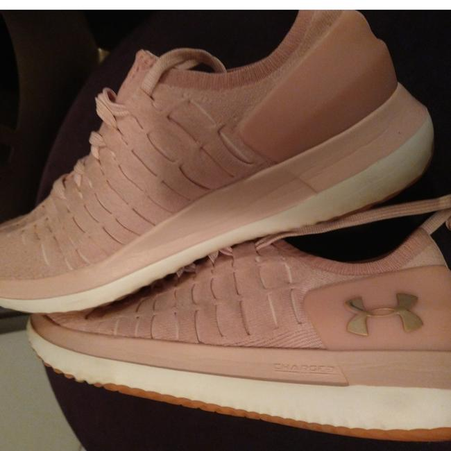 Item - Pink Charged Sneakers Size US 8.5 Regular (M, B)