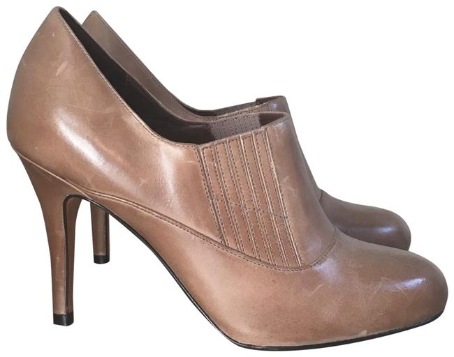 Item - Leather Boots/Booties Size US 7 Regular (M, B)
