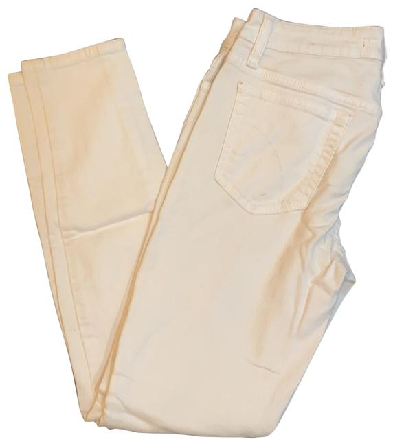 Item - White Ankle Skinny Jeans Size 4 (S, 27)