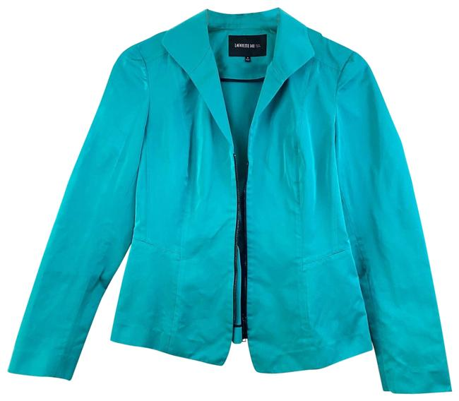 Item - Blue | Teal Raleigh Jacket Size 4 (S)