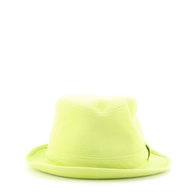 Item - Green Pull On Fabric Hat