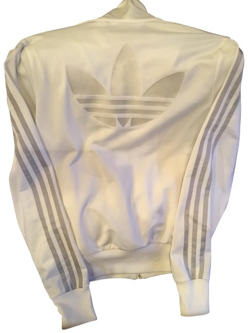 Item - White Activewear Outerwear Size 4 (S)