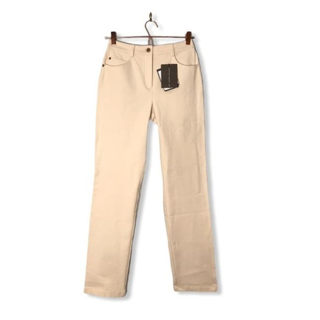 Item - Cream Sport Pants Size 2 (XS, 26)