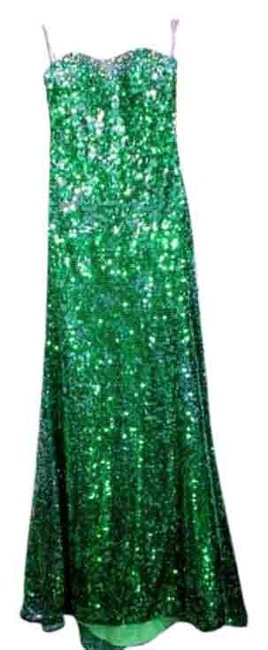 Item - Green Prom By Alexia Long Formal Dress Size 2 (XS)