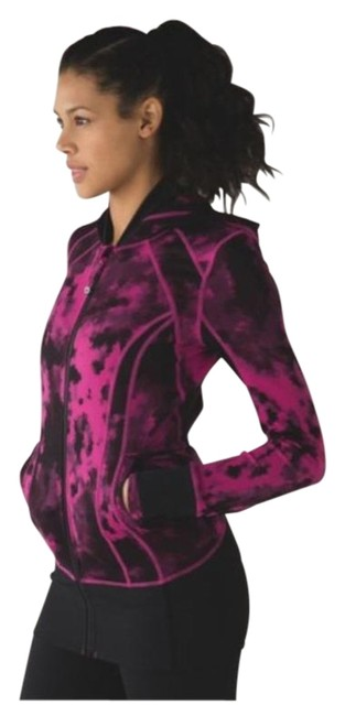 Item - Blooming Pixie Raspberry Black Daily Practice Activewear Outerwear Size 4 (S)