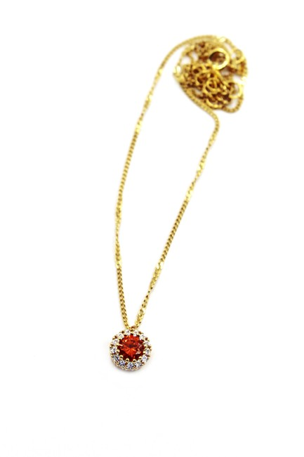 Item - Red Crystal Necklace