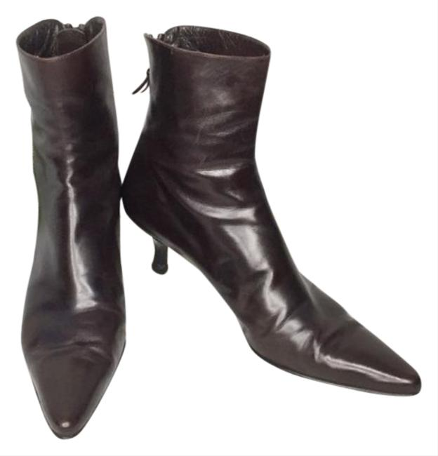 Item - Brown Ankle Boots/Booties Size US 8 Narrow (Aa, N)