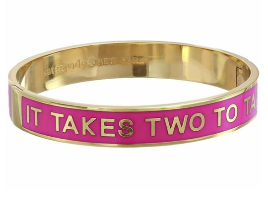 Kate Spade Kate Spade New York Idiom Hinged Bangle Bracelet