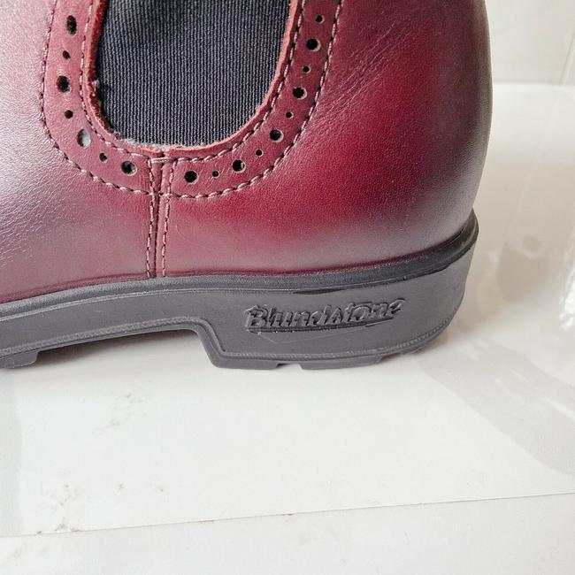 Blundstone Red 1352 High-top Chelsea Boots/Booties Size US 7 Regular (M, B) Blundstone Red 1352 High-top Chelsea Boots/Booties Size US 7 Regular (M, B) Image 5