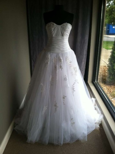Maggie Sottero Chardonnay Wedding Dress