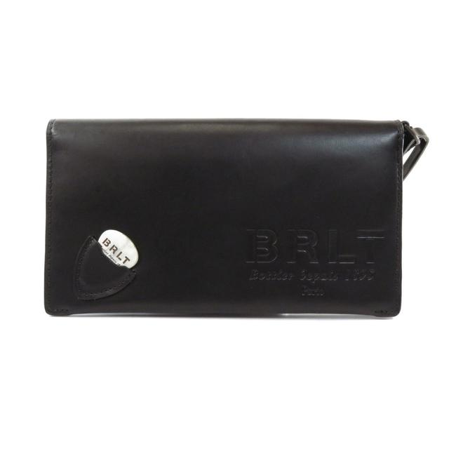 Item - Black All-in-one Leather Men Wallet