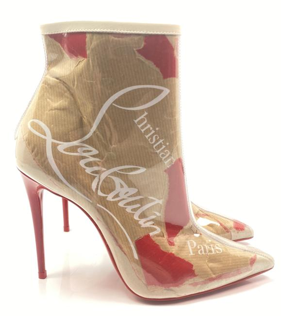 Item - Multicolor So Kate 100 Loubi Craft Pvc Ankle Boots/Booties Size EU 36 (Approx. US 6) Regular (M, B)