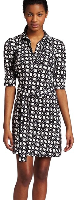 Laundry by Shelli Segal Jersey Large Short Casual Dress Size 12 (L) Laundry by Shelli Segal Jersey Large Short Casual Dress Size 12 (L) Image 1