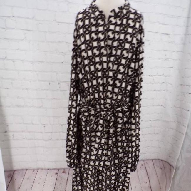 Laundry by Shelli Segal Jersey Large Short Casual Dress Size 12 (L) Laundry by Shelli Segal Jersey Large Short Casual Dress Size 12 (L) Image 4