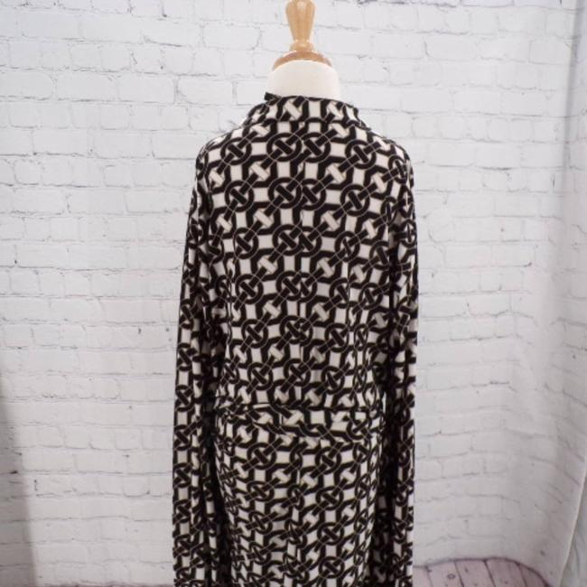 Laundry by Shelli Segal Jersey Large Short Casual Dress Size 12 (L) Laundry by Shelli Segal Jersey Large Short Casual Dress Size 12 (L) Image 8