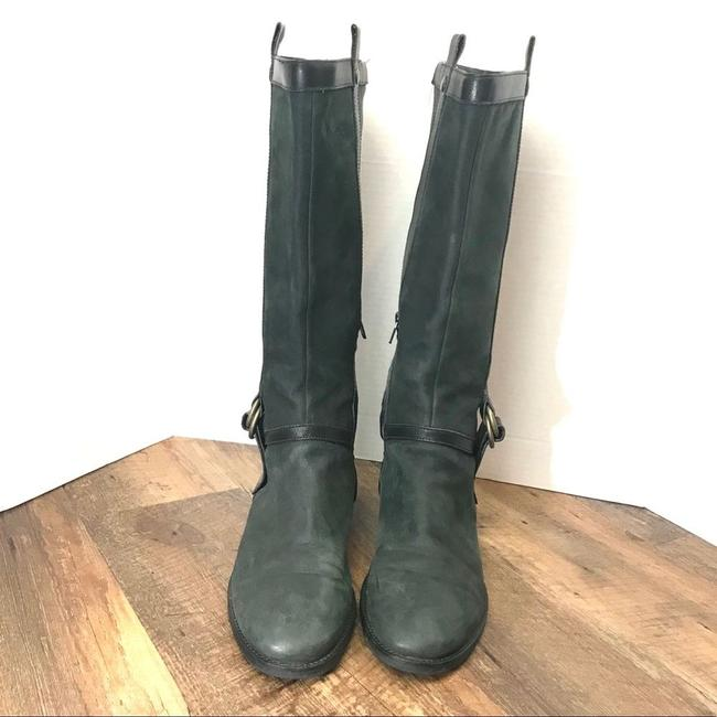 Cole Haan Green Nike Black Riding 9aa Boots/Booties Size US 9 Narrow (Aa, N) Cole Haan Green Nike Black Riding 9aa Boots/Booties Size US 9 Narrow (Aa, N) Image 2