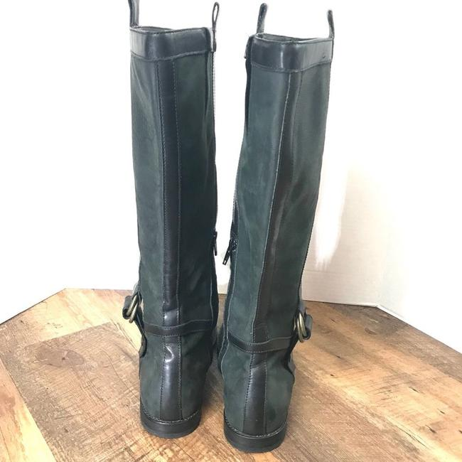 Cole Haan Green Nike Black Riding 9aa Boots/Booties Size US 9 Narrow (Aa, N) Cole Haan Green Nike Black Riding 9aa Boots/Booties Size US 9 Narrow (Aa, N) Image 3
